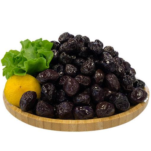 Sarıyer Gurme Taş Baskı Siyah Zeytin Kg nin resmi