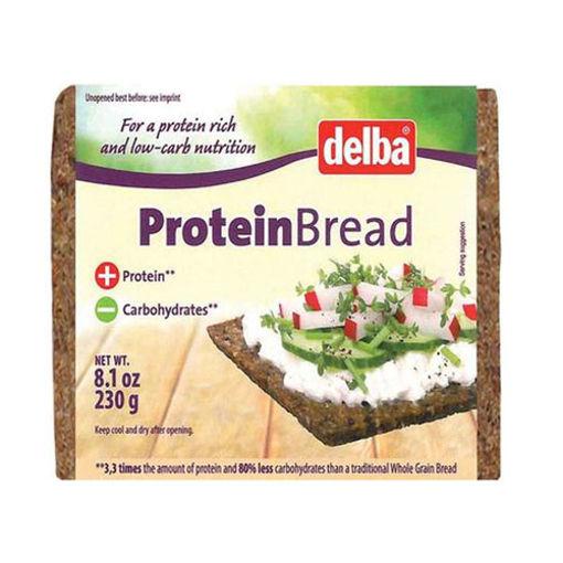 Delba Protein Ekmeği 250gr nin resmi