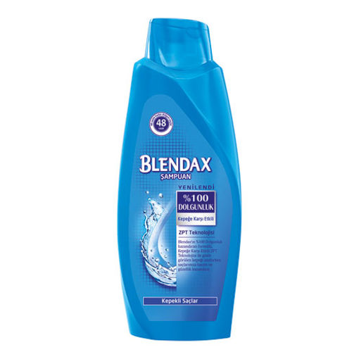 Blendax Şampuan Kepeğe Karşi Etkili 500 Ml nin resmi
