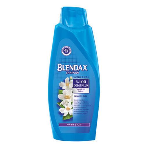 Blendax Yasemin Özlü Şampuan 500 Ml nin resmi