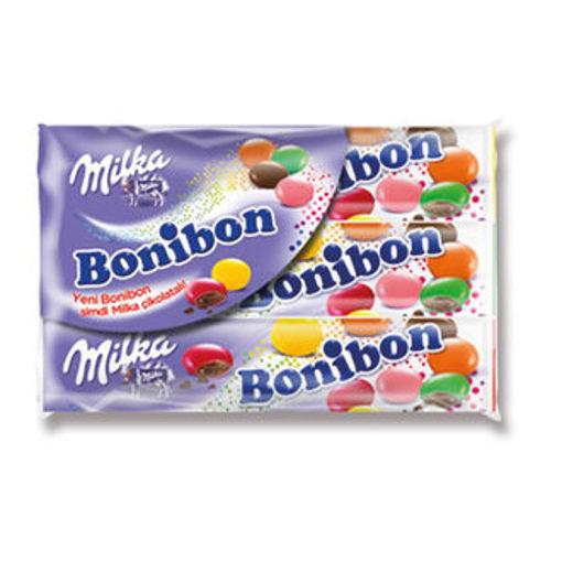 Milka Bonibon 3'Lü Paket nin resmi
