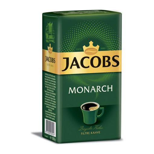 Jacobs Monarch Filtre Kahve 500gr nin resmi