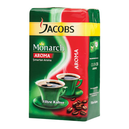 Jacobs Monarch Filtre 500gr Simartan Aroma nin resmi