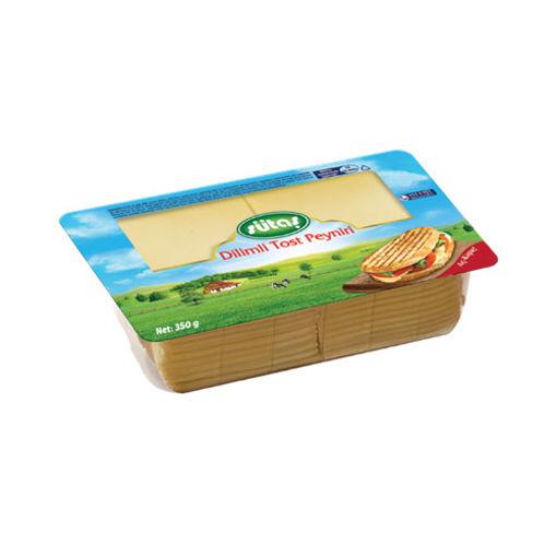Sütaş Tost Peyniri Dilimli 350gr nin resmi