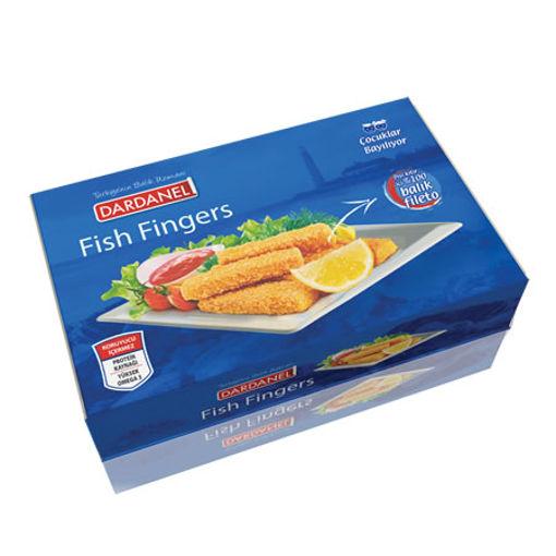 Dardanel Fish Finger 250gr nin resmi