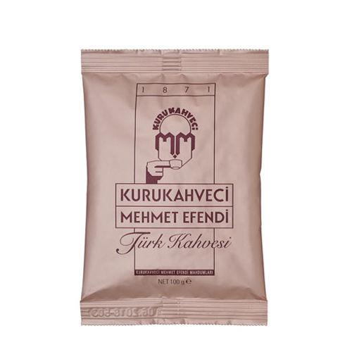 Kurukahveci Mehmet Efendi Türk Kahvesi 100 Gr nin resmi
