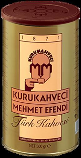 Kurukahveci Mehmet Efendi Kahve Kutu 500gr nin resmi