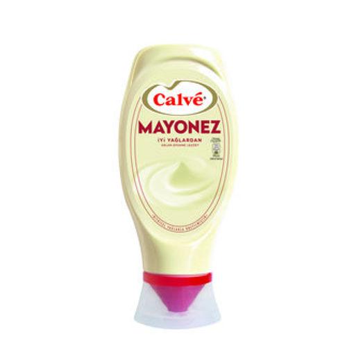 Calve Light Mayonez 220 Gr nin resmi