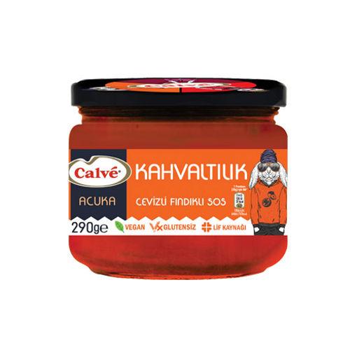 Calve Vegan Glute Cevizli Findikli Acuka Sos 200gr nin resmi