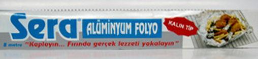 Sera Aliminyum Folyo 8 Mt nin resmi
