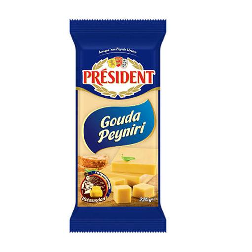President Gouda Peyniri 220gr nin resmi