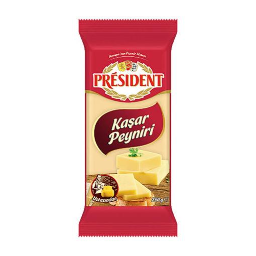 President Kaşar Peynir 250gr nin resmi
