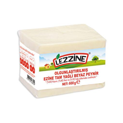 Lezzine Koyun Peyniri 600gr nin resmi