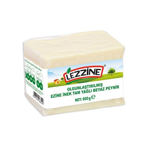 Lezzine Klasik Peynir 600gr nin resmi