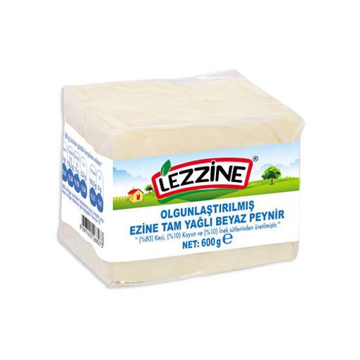 Lezzine Keçi Peyniri 600gr nin resmi
