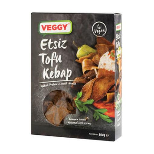 Veggy Etsiz Tofu Kebap 300gr nin resmi