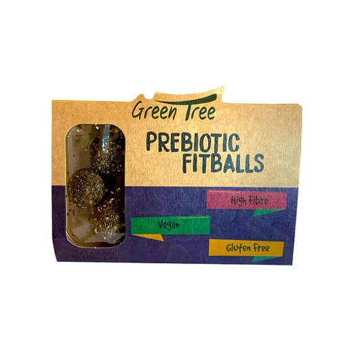 Green Tree Prebiotic Fitballs 108 Gr nin resmi