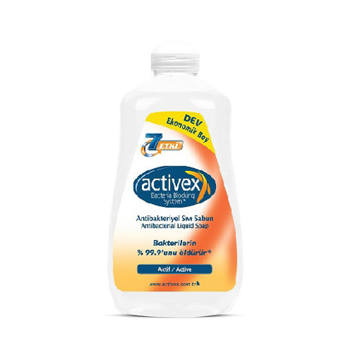 Activex Sıvı Sabun Aktif Koruma 1800ml nin resmi
