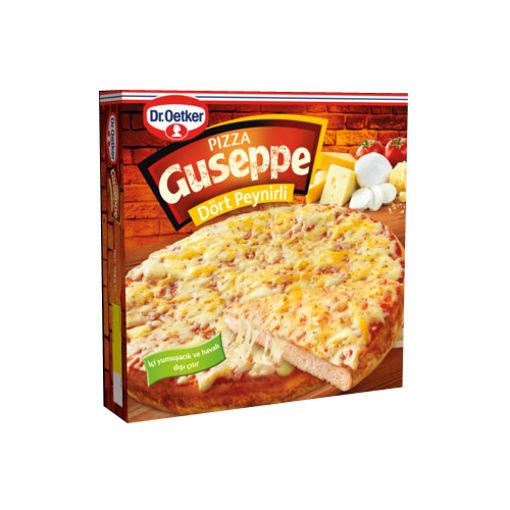 Dr Oetker Pizza Guseppe 4 Peynirli 358gr nin resmi