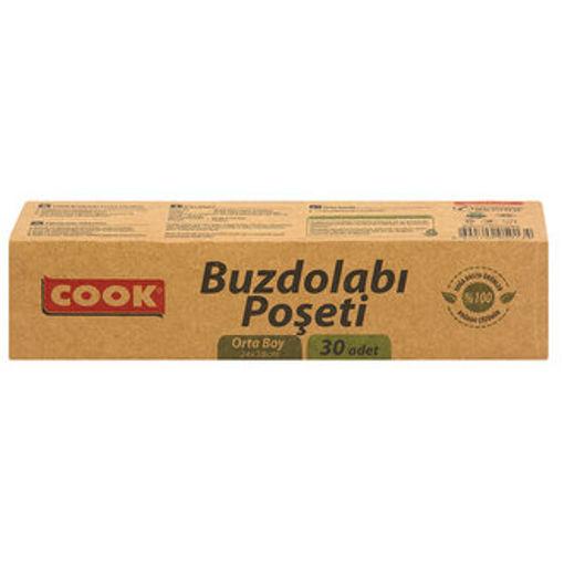 Cook Buzd.Poseti Orta 30lu Dogal nin resmi