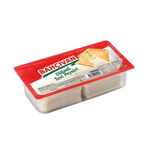 Bahçivan Dilimli Tost Peyniri 500 Gr nin resmi