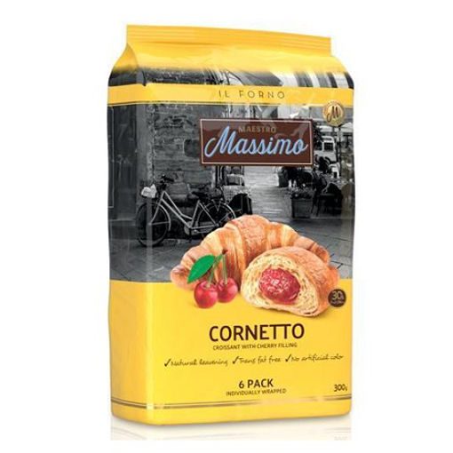 Massimo Kuruvasan Red Fruits 300 Gr 6 Lı nin resmi