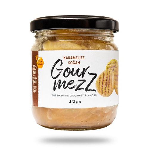 Gourmezz Karamelize Soğan 212 Gr nin resmi