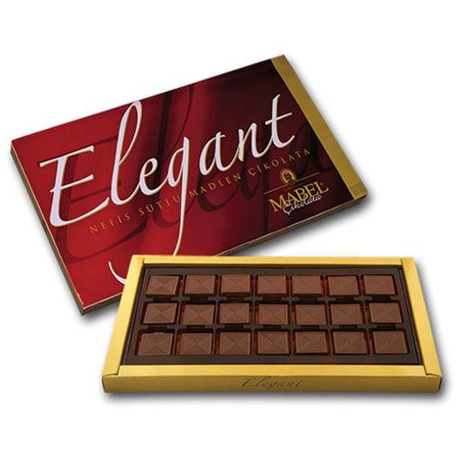 Elegant Madlen Çikolata Fantezi Kutu 320 Gr nin resmi
