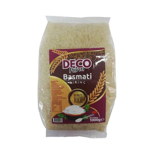 De&Co Basmati Pirinç 1000Gr nin resmi