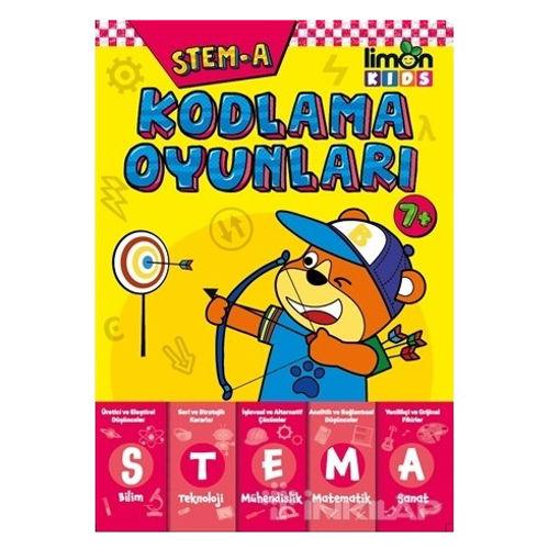 Kodlama Oyunları Stem A 7+Yaş nin resmi